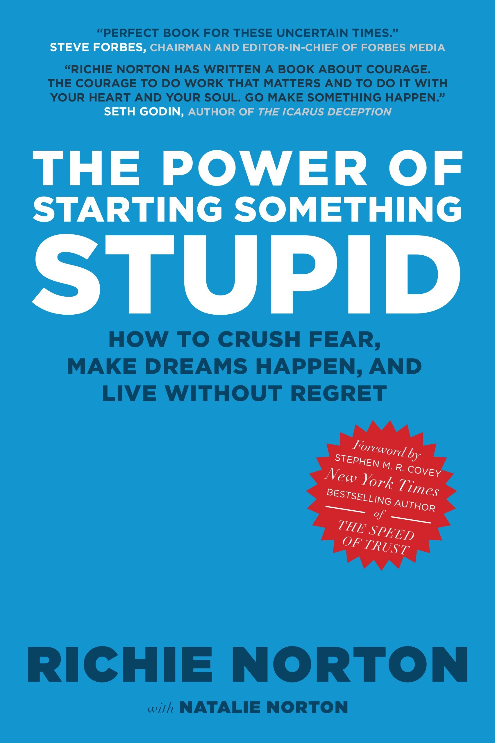 The Power of Starting Something Stupid Summary