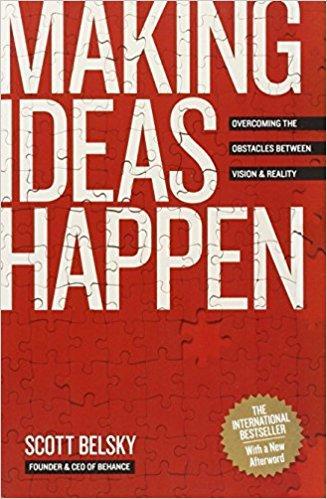 Making Ideas Happen Summary