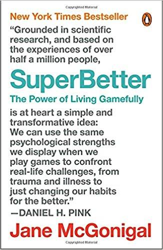 SuperBetter Summary