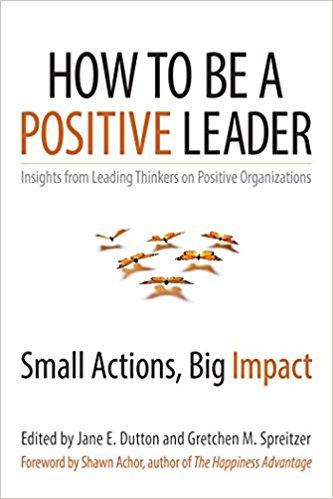 How to Be a Positive Leader Summary
