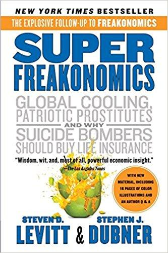 SuperFreakonomics Summary
