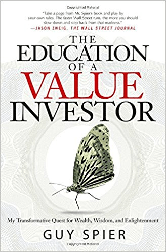 The Education of a Value Investor Summary