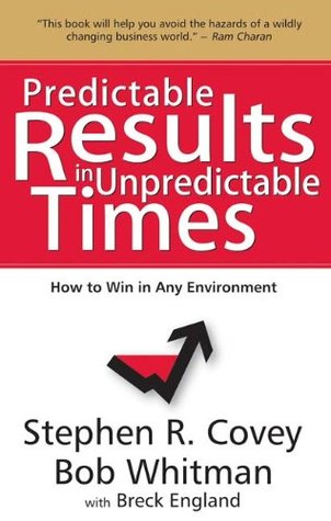 Predictable Results in Unpredictable Times PDF