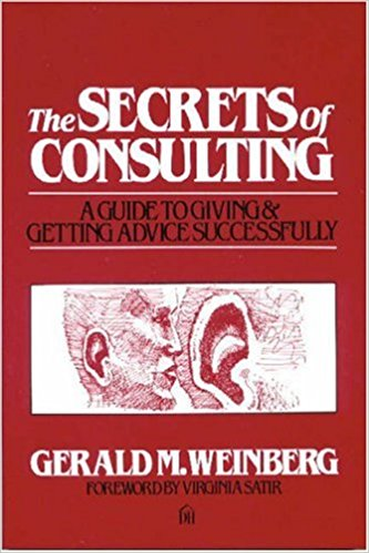 The Secrets Of Consulting PDF