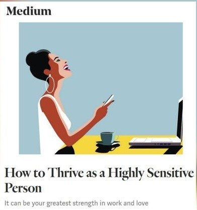 How to Thrive As a Highly Sensitive Person PDF