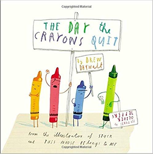 The Days Crayons Quit PDF