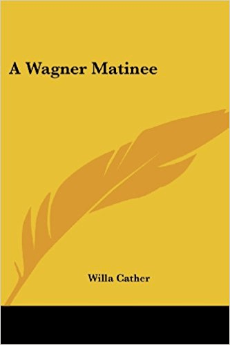 A Wagner Matinee PDF