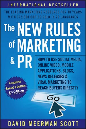 The New Rules of Marketing & PR PDF
