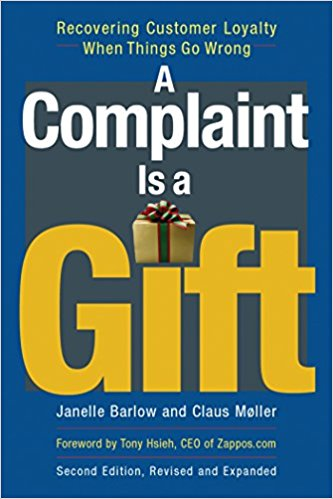 A Complaint Is A Gift PDF