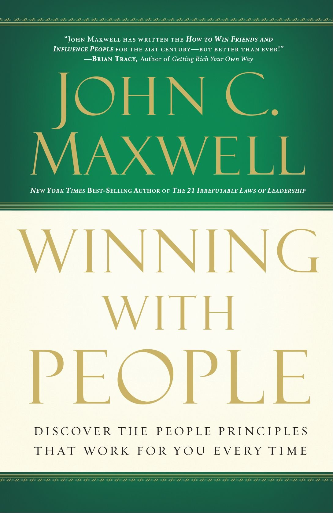 Winning with People PDF