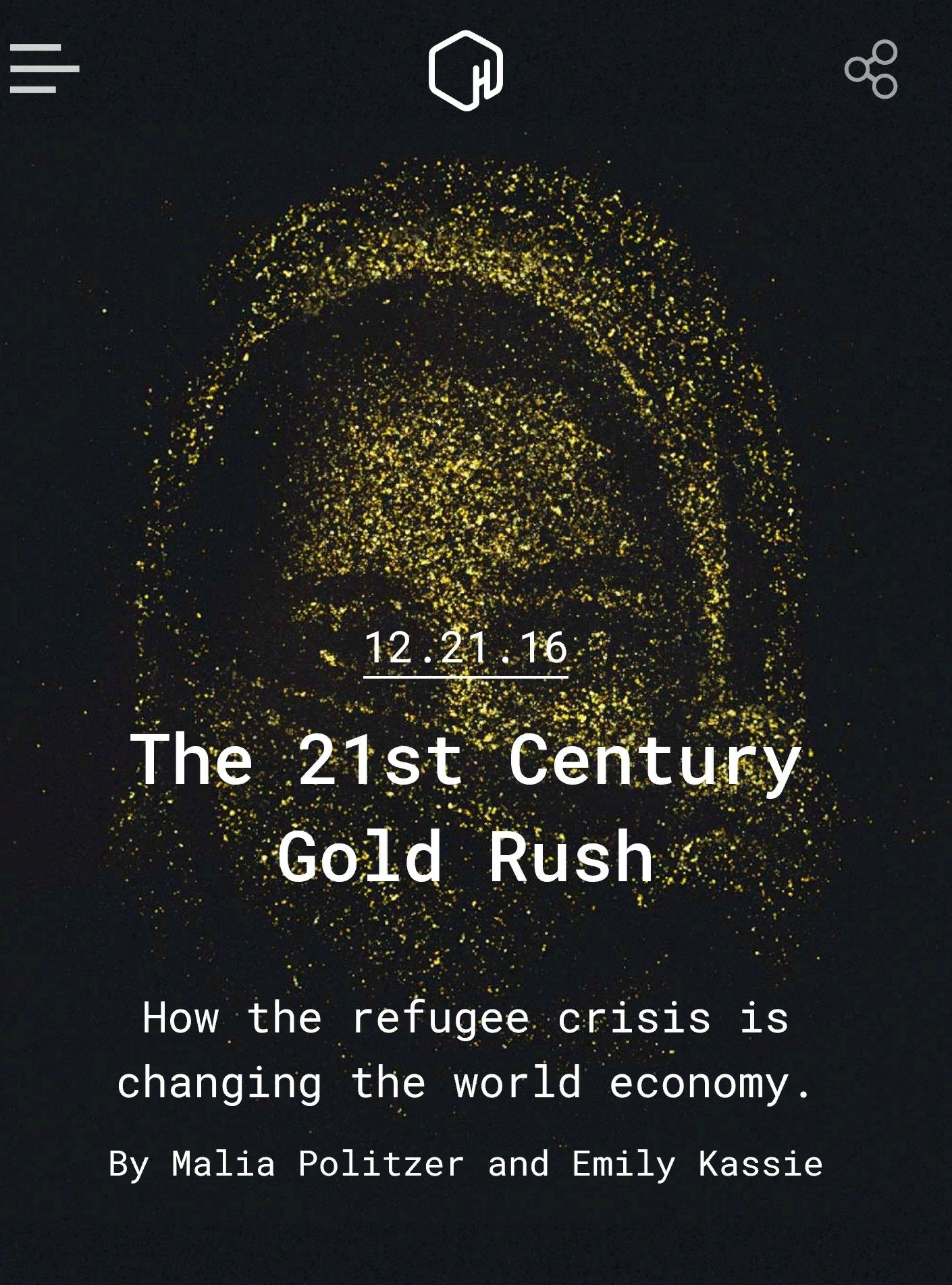 The 21st Century Gold Rush PDF
