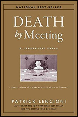 Death by Meeting PDF