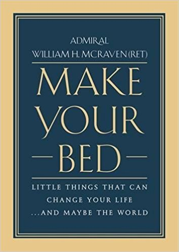 Make Your Bed PDF Summary