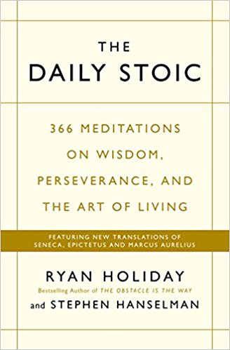 The Daily Stoic PDF Summary