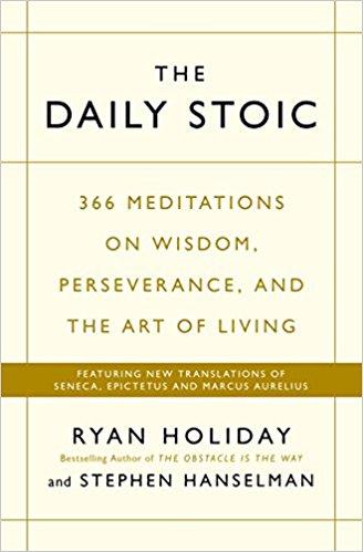 The Daily Stoic PDF Summary