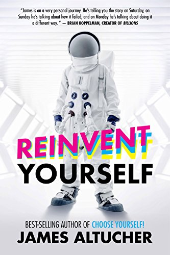 Reinvent Yourself PDF Summary