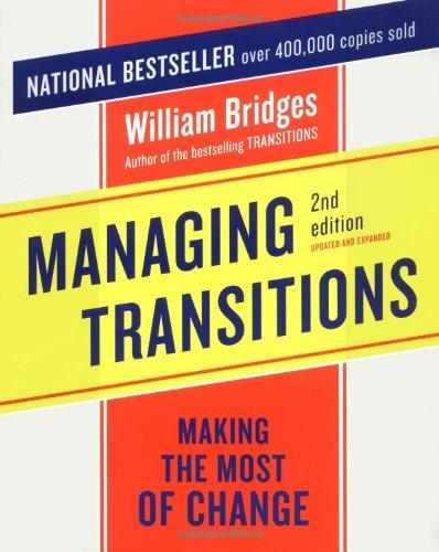 Managing Transitions PDF Summary - William Bridges | 12min Blog