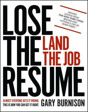 Lose the Resume, Land the Job PDF