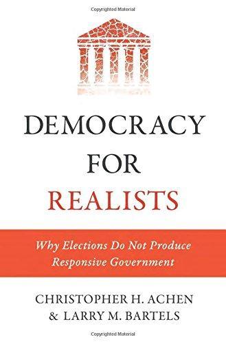 Democracy for Realists PDF