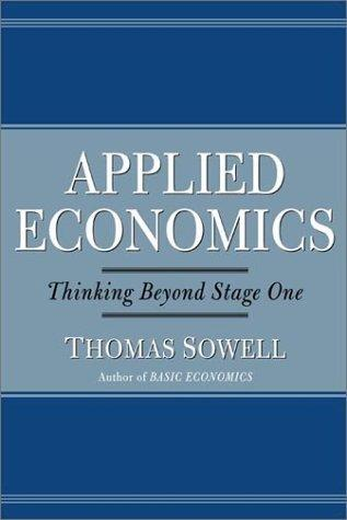 Applied Economics PDF