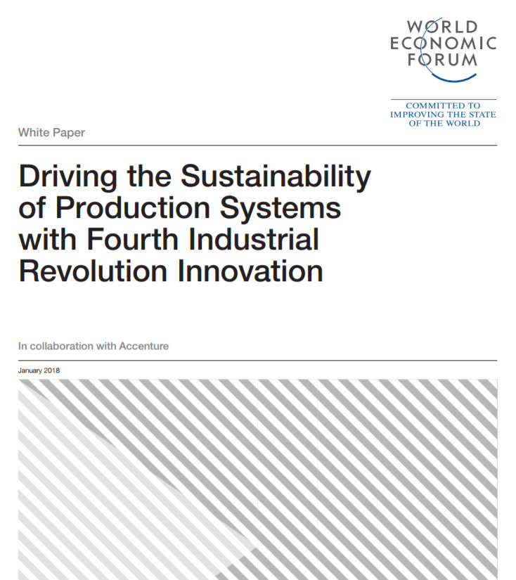 Driving the Sustainability of Production Systems with Fourth Industrial Revolution Innovation PDF