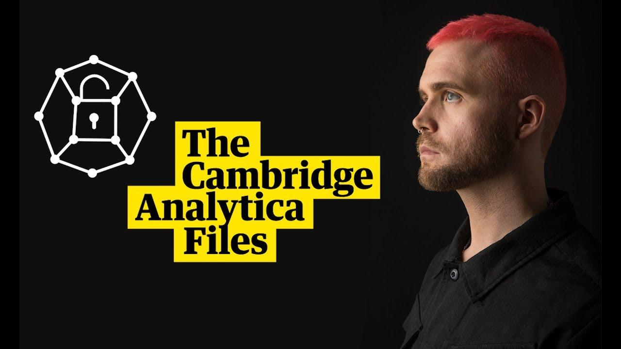 The Cambridge Analytica Files PDF