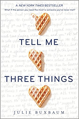 Tell Me Three Things PDF