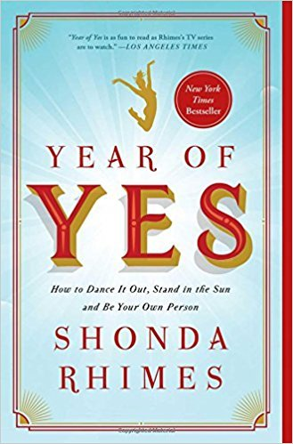 Year of Yes PDF Summary