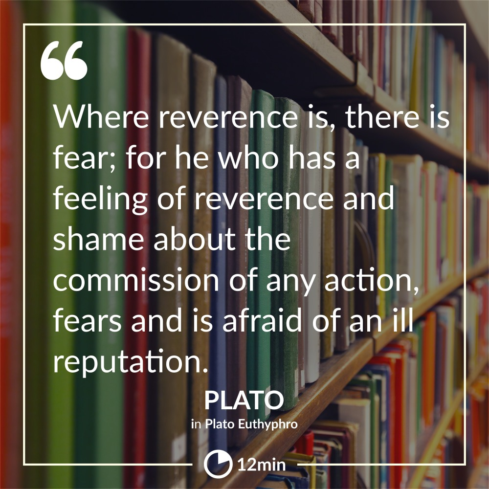 Plato Euthyphro PDF Summary