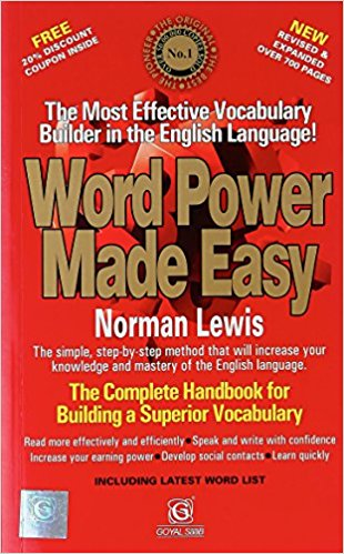 Word Power Made Easy PDF Summary