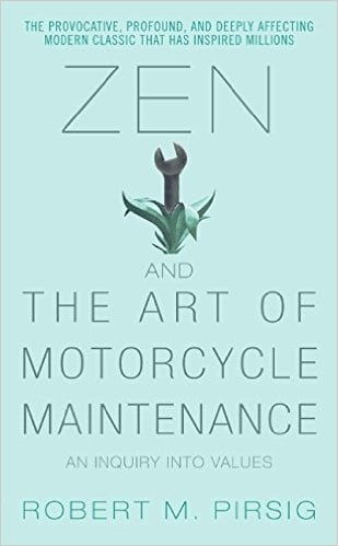 Zen and the Art of Motorcycle Maintenance PDF