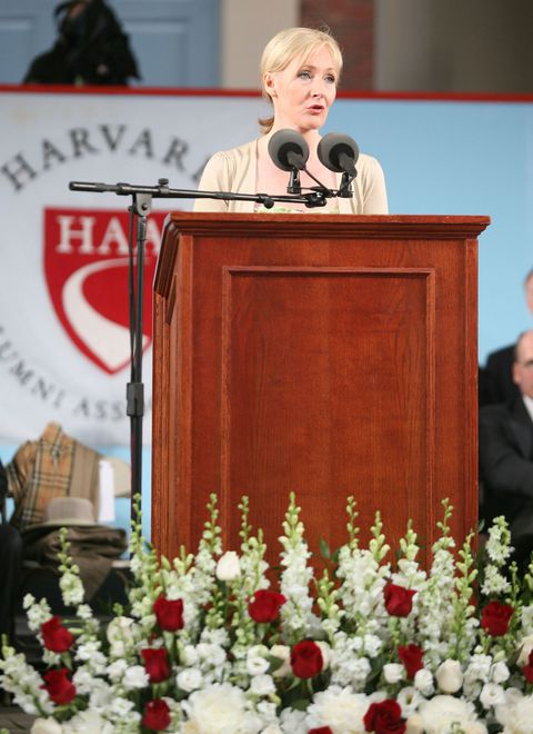 Harvard Commencement Speech