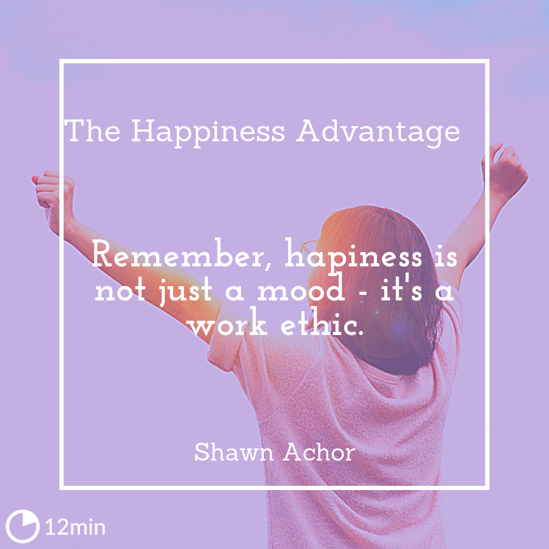 The Happiness Advantage PDF