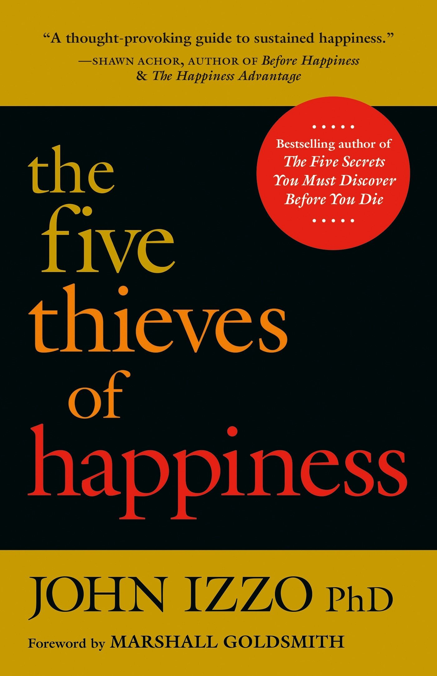 The Five Thieves of Happiness PDF Summary