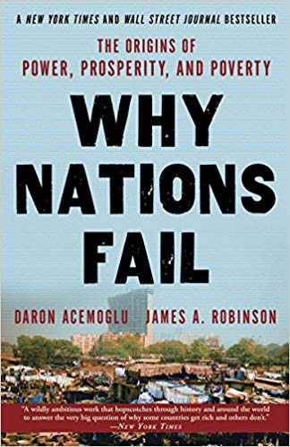 Why Nations Fail PDF Summary