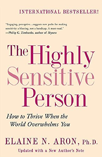 The Highly Sensitive Person PDF Summary