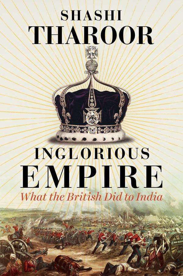 Inglorious Empire PDF Summary
