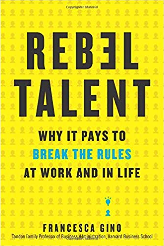 Rebel Talent PDF Summary