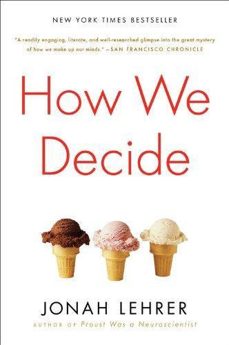 How We Decide PDF Summary