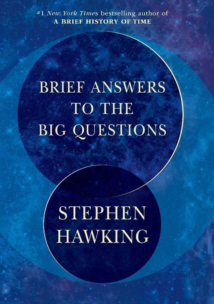 Brief Answers to the Big Questions PDF Summary