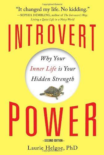 Introvert Power PDF Summary
