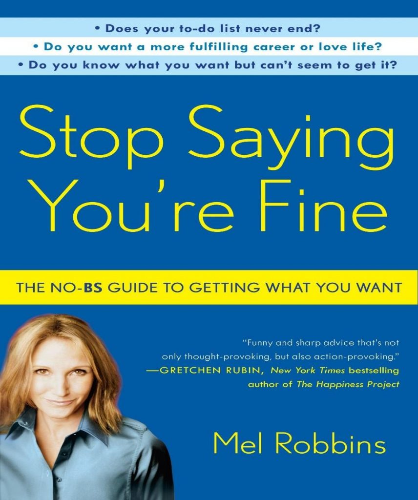 Stop Saying You're Fine PDF Summary