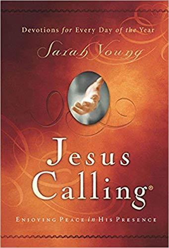 Jesus Calling PDF Summary
