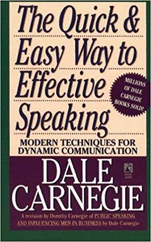 The Quick and Easy Way to Effective Speaking PDF Summary