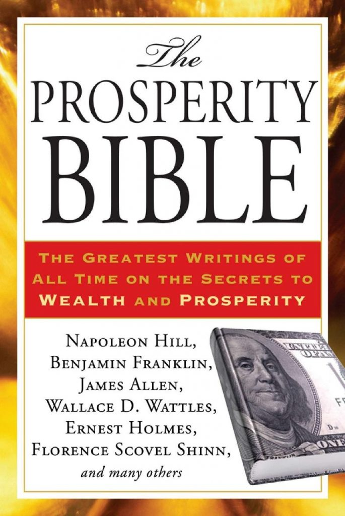 The Prosperity Bible PDF Summary