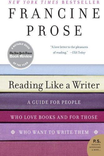 Reading Like a Writer PDF Summary