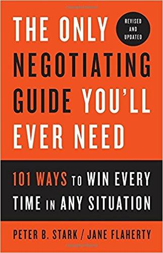 The Only Negotiating Guide You'll Ever Need PDF Summary